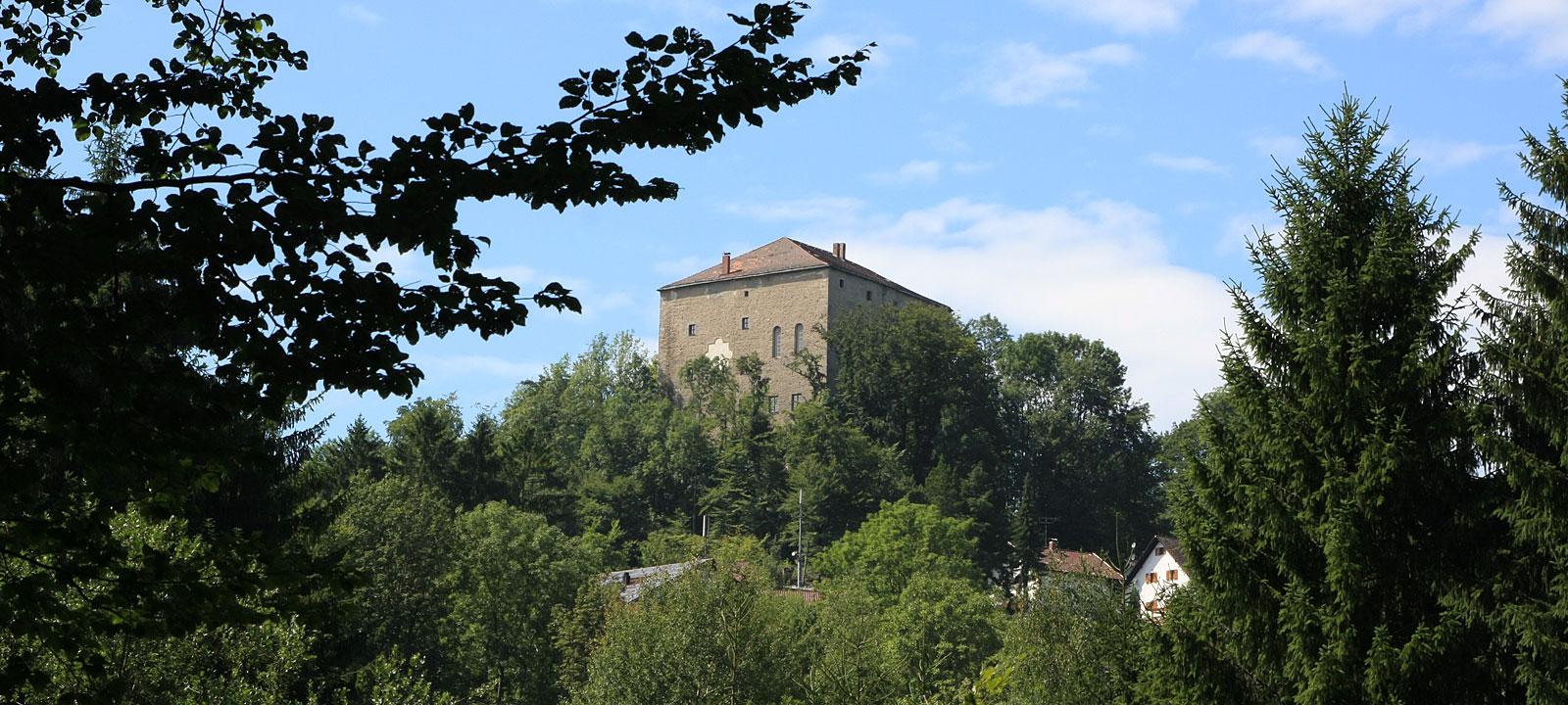 Saldenburg im Dreiburgenland Bayerischer Wald